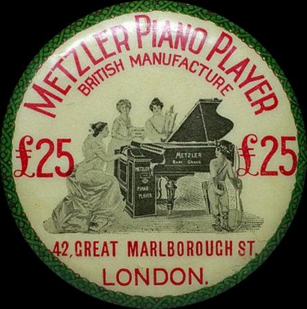 METZLER PIANO 1902-09 Rev BB
