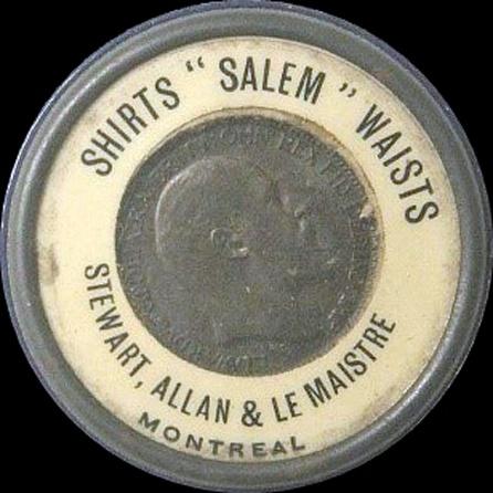 Stewart,Allan & Le Maistre - Montreal Rev BB