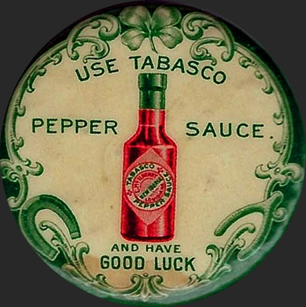 Tabasco Pepper Sauce Rev BB