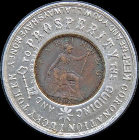 EDWARD VII 1902 rev BB