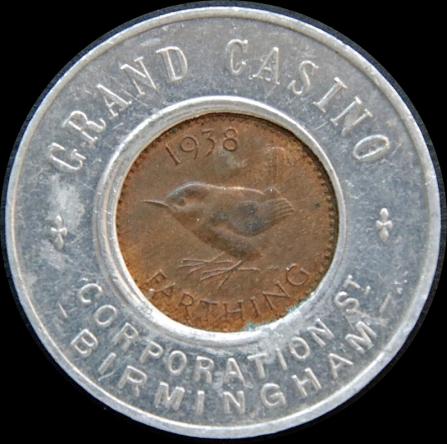GRAND CASINO 1938 Rev BB