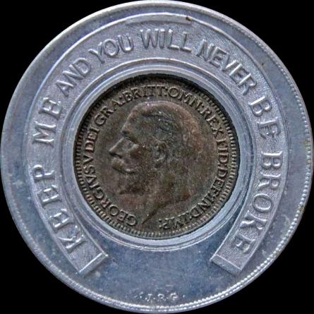 TUDOR THEATRE 1929 Obv BB